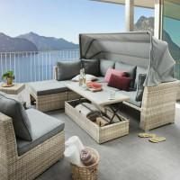 Комплект для сада ARUBA III Dining-Lounge set