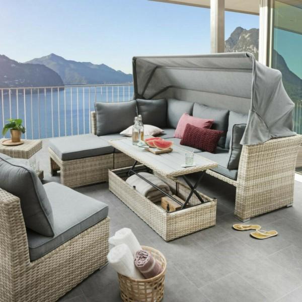 Купить Комплект для сада ARUBA III Dining-Lounge set - 21399 в магазине Grill Point
