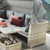 Комплект для сада ARUBA III Dining-Lounge set - 21399 фото_1