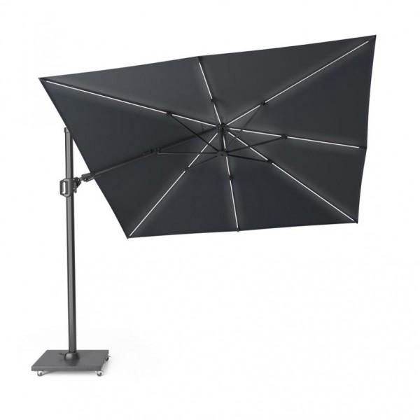 Купить Зонт для сада Challenger T2 - 3x3 GLOW - 21479 в магазине Grill Point