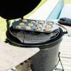Керамический угольный гриль BergHOFF, серый - 2415700 фото_5