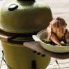 Керамический угольный гриль BergHOFF, зеленый - 2415701 фото_7