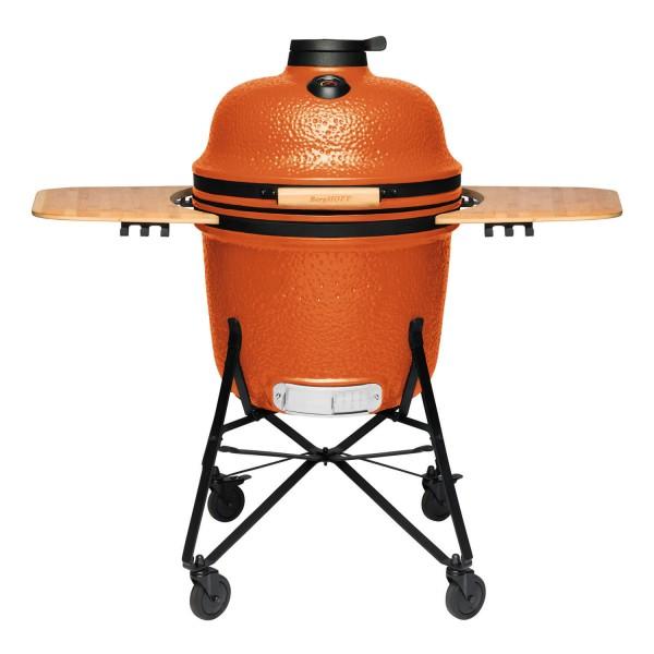 Купить Керамический угольный гриль BergHOFF, оранжевый - 2415702 в магазине Grill Point