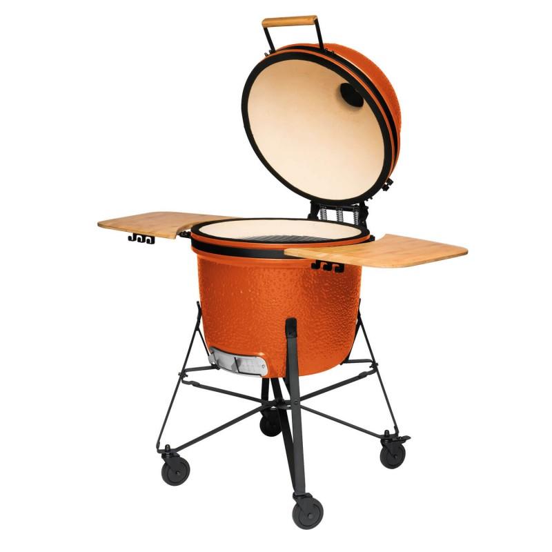 Керамический угольный гриль BergHOFF, оранжевый - 2415702