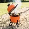Керамический угольный гриль BergHOFF мини, оранжевый - 2415705 фото_7