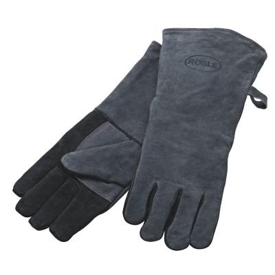 Кожаные перчатки для гриля 2 шт. Rosle