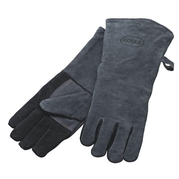 Купить Кожаные перчатки для гриля 2 шт. Rosle - R25031 в магазине Grill Point