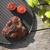 Круглая чугунная сковородка для гриля 40 см Rosle - R25075 фото_4