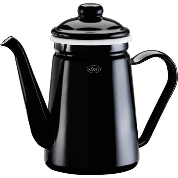 Купить Чайник эмалированный для гриля Rosle, 1.1 л. - R25110 в магазине Grill Point