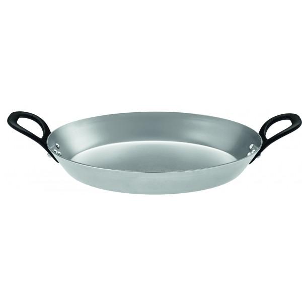 Купить Сковородка 20 см железная з двумя ручками Rosle - R26400 в магазине Grill Point