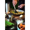 Сковородка 28 см железная с чугунной ручкой Rosle - R26412 фото_2