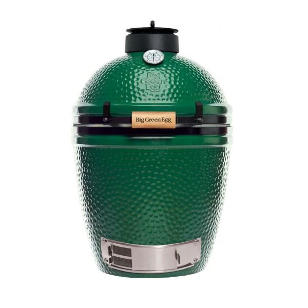 Купить Керамический гриль Big Green Egg Medium - 117625 в магазине Grill Point