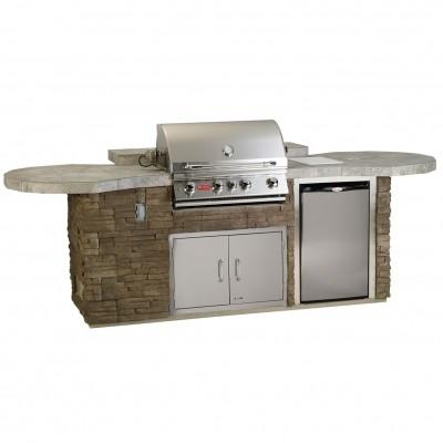 Уличная гриль-кухня BULL Leisure - Q