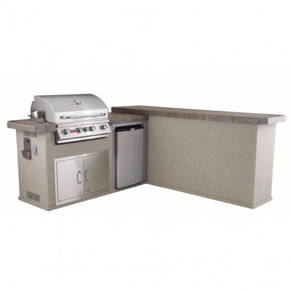 Купить Уличная гриль-кухня BULL Mesquite - Q  - 31043 в магазине Grill Point