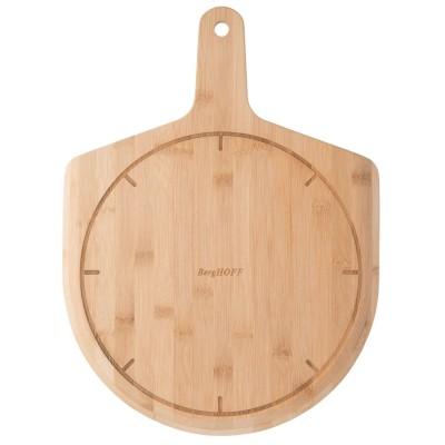 Лопата для пиццы LEO BergHOFF, деревянная, диам. 30,5 см