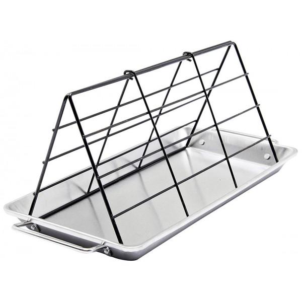 Купить Стойка для бекона с поддоном для жира Grill Pro - 41550 в магазине Grill Point