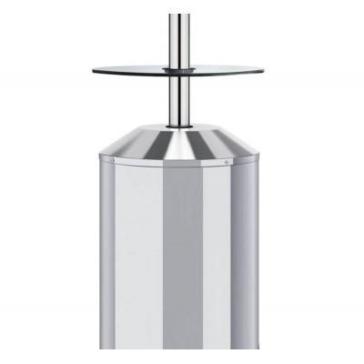 Стеклянный столик для газовых обогревателей Elegance и Rattan