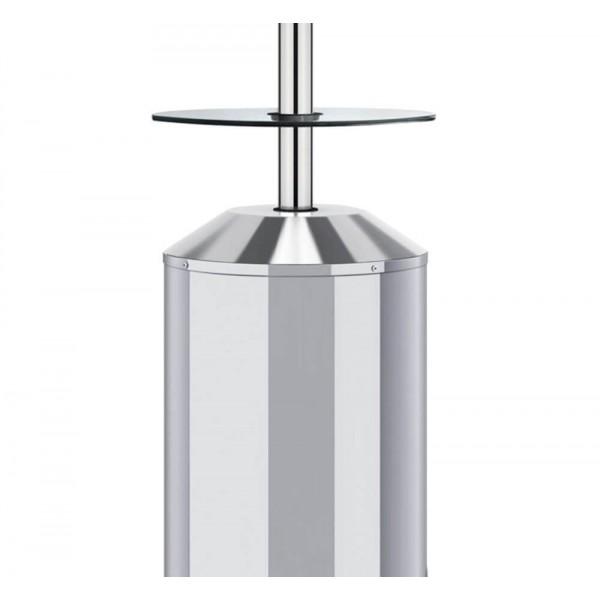 Купить Стеклянный столик для газовых уличных обогревателей Elegance и Rattan - 5062 в магазине Grill Point