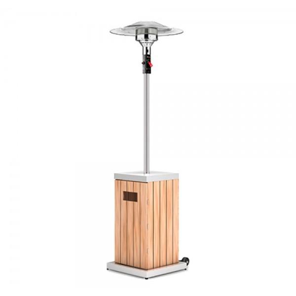 Купить Газовый обогреватель Enders Wood, 8 кВт - 552794 в магазине Grill Point
