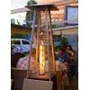 Газовый уличный обогреватель Enders Pyramide, 9,3 кВт - 5590 фото_1