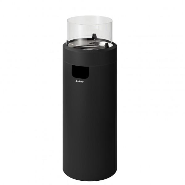 Купить Газовый уличный камин Enders NOVA LED L, черный, 50 мбар (2,5 кВт) - 5601 в магазине Grill Point