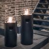 Газовый уличный камин Enders NOVA LED L, черный, 50 мбар (2,5 кВт) - 5601 фото_3