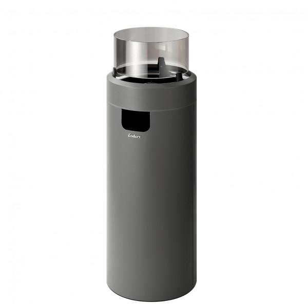 Купить Газовый уличный камин Enders NOVA LED L, серый 50 мбар (2,5 кВт)  - 5605 в магазине Grill Point