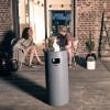 Газовый уличный камин Enders NOVA LED L, серый 50 мбар (2,5 кВт)  - 5605 фото_1