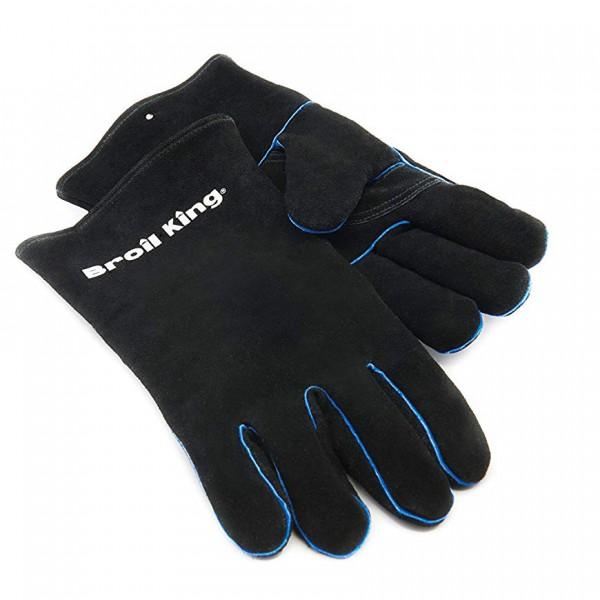 Купить Перчатки для гриля кожанные Broil King, 2 шт. - 60528 в магазине Grill Point