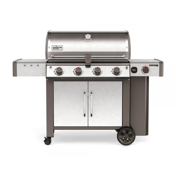 Купить Гриль газовый Weber Genesis II LX S-440, GBS - 62004175 в магазине Grill Point