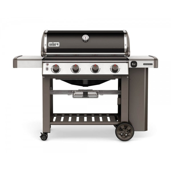Купить Гриль газовый Weber Genesis II E-410, GBS - 62010175 в магазине Grill Point