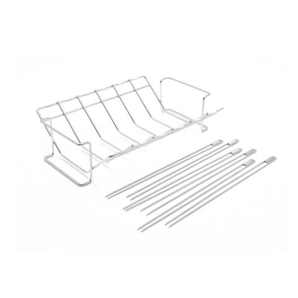 Купить V-образная решетка с шампурами Broil King - 64233 в магазине Grill Point