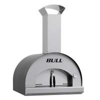 Встраиваемая дровяная печь для пиццы BULL Large Pizza Oven