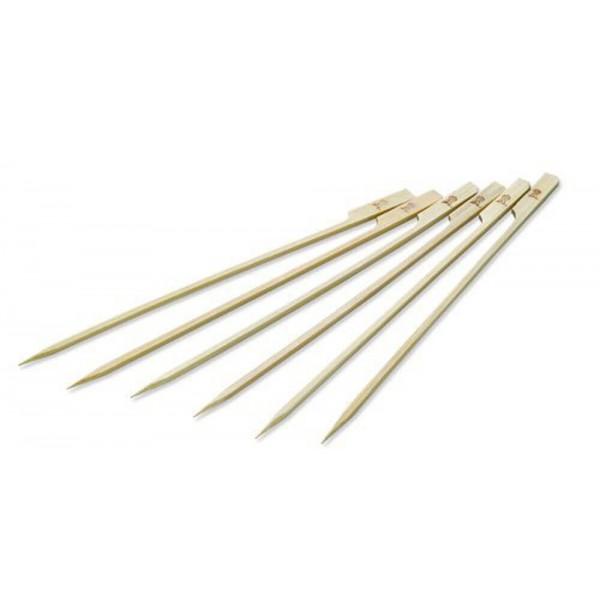 Купить Шампура бамбуковые 25 шт. Weber, 24 см  - 6608 в магазине Grill Point