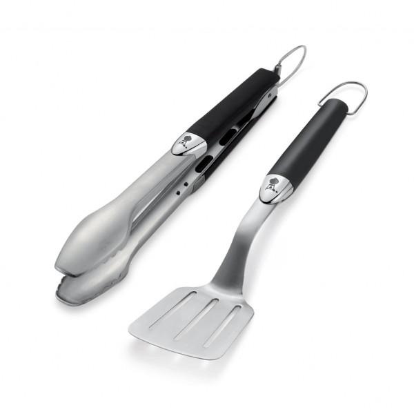 Купить Набор инструментов для барбекю, 2 шт. Weber - 6645 в магазине Grill Point