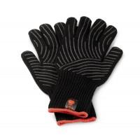 Жаропрочные перчатки для гриля Weber S/M, 2 шт.