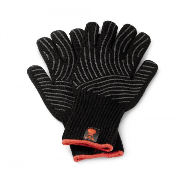 Купить Жаропрочные перчатки для гриля Weber S/M, 2 шт. - 6669 в магазине Grill Point