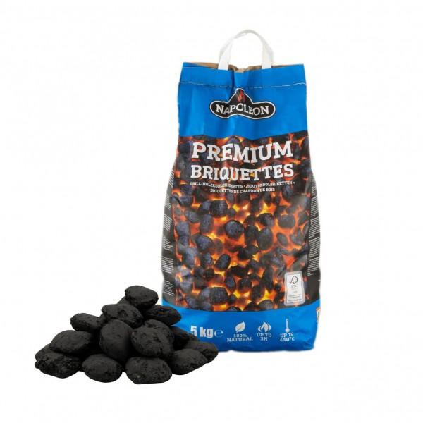 Купить Угольные брикеты Napoleon Blackstone, 5 кг - 67103 в магазине Grill Point