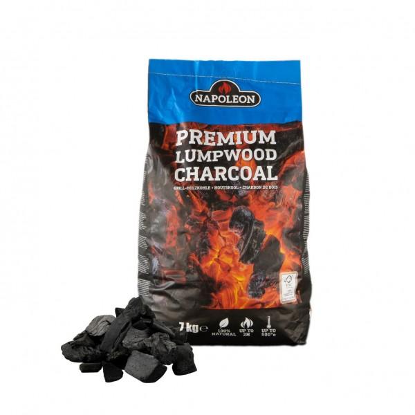 Купить Древесный уголь ресторанной фракции Napoleon «Blackstone», 7 кг - 67105 в магазине Grill Point