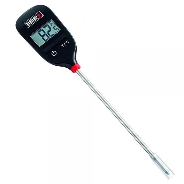 Купить Термометр цифровой для стейка Weber - 6750 в магазине Grill Point