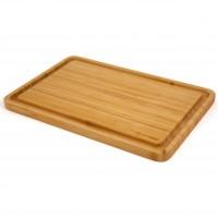 Доcка разделочная для мяса Broil King Deluxe, бамбук, 25 x 38 x 2,5 см
