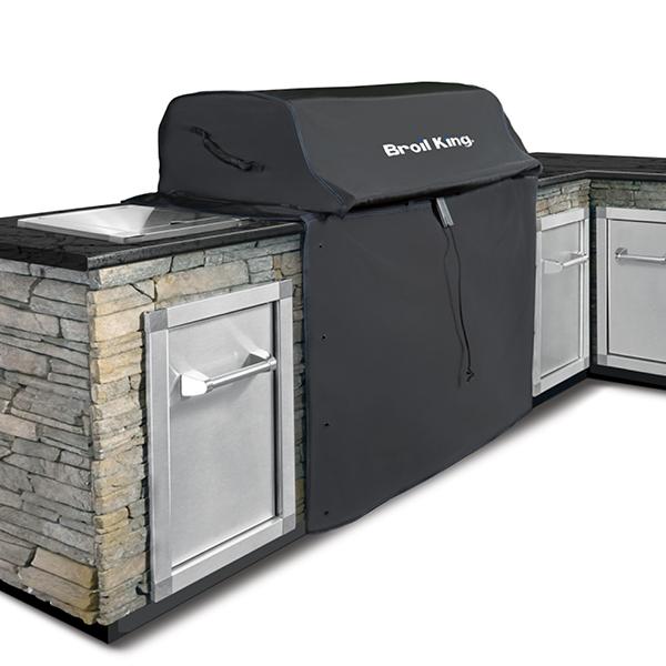 Купить  Чехол для встроенного гриля Broil King серии 490 - 68591 в магазине Grill Point