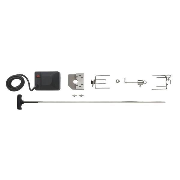Купить Вертел с 2-мя зажимами и электромотором для грилей моделей Napoleon 405/450/485/500 - 69212 в магазине Grill Point