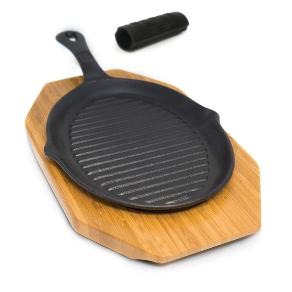 Купить Сковородка для фахитос Broil Кing - 69470 в магазине Grill Point