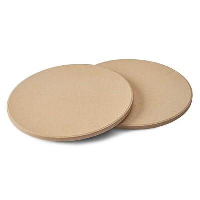 Камень для пиццы круглый для Napoleon TravelQ, 25 см, 2 шт.