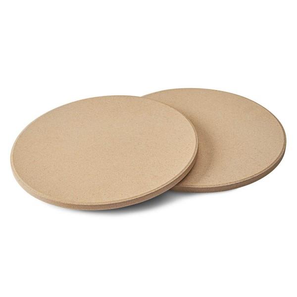 Купить Камень для пиццы круглый для Napoleon TravelQ, 25 см, 2 шт. - 70000 в магазине Grill Point