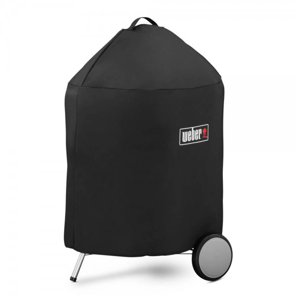 Купить Чехол для гриля Weber Kettles 57 см Premium Cover - 7143 в магазине Grill Point