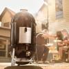 Угольная коптильня Weber Smokey Mountain Cooker 47 см - 721004 фото_1