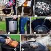 Угольная коптильня Weber Smokey Mountain Cooker 47 см - 721004 фото_4