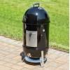 Угольная коптильня Weber Smokey Mountain Cooker, 57 см - 731004 фото_2